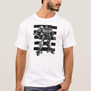 Bumblebee Bee Stripes 2 T-Shirt