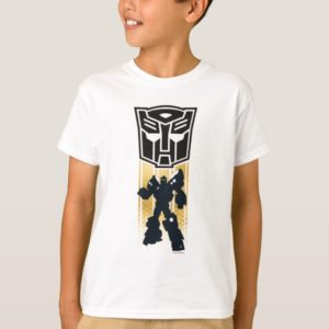 Transformers | Bumblebee Autobot Banner T-Shirt