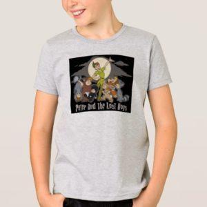 Peter Pan Peter Pan and the Lost Boys Disney T-Shirt