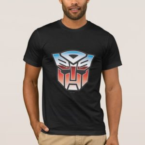 G1 Autobot Shield Color T-Shirt