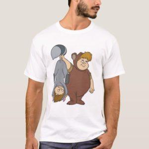 Peter Pan's Lost Boys -- Big Bear and Raccoon T-Shirt