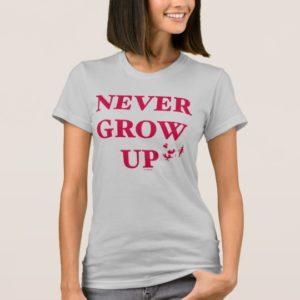 Peter Pan | Never Grow Up T-Shirt