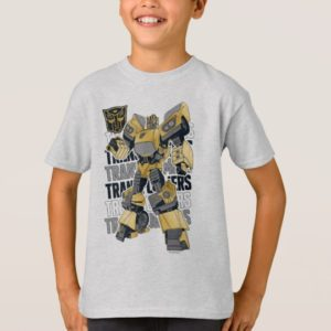 Transformers | Bumblebee Foiled Graphic T-Shirt