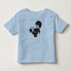 Peter Pan's Lost Boy Skunk Disney Toddler T-shirt