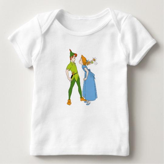 Peter Pan and Wendy Disney Baby T-Shirt