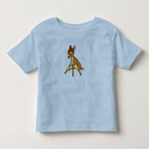 Bambi sitting toddler t-shirt