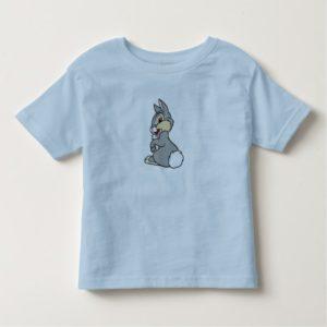 Bambi Thumper rabbit sitting Toddler T-shirt