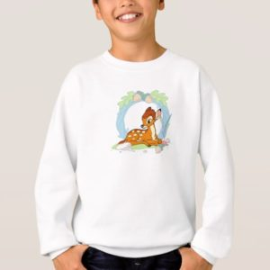 Bambi sitting sweatshirt