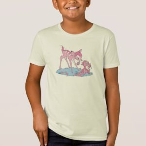Thumper and Bambi Eating Fruit T-Shirt