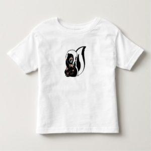 Disney Bambi Flower sitting Toddler T-shirt