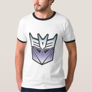 G1 Decepticon Shield Color T-Shirt