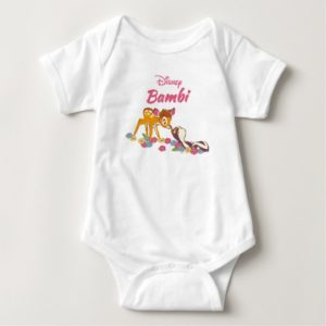 Bambi   Sweet as can be Baby Bodysuit