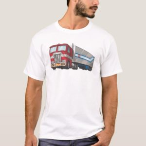 Optimus Truck Mode T-Shirt