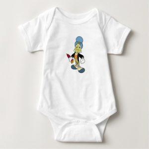 Disney Pinocchio Jiminy Cricket standing Baby Bodysuit