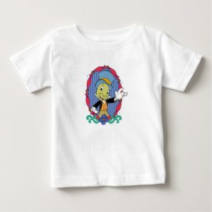Disney Pinocchio Jiminy Cricket  Baby T-Shirt