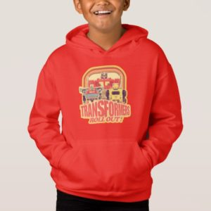 Transformers   Transformers Roll Out Hoodie