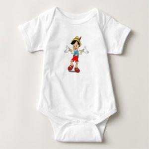 Pinocchio Disney Baby Bodysuit