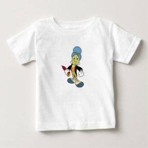 Disney Pinocchio Jiminy Cricket standing Baby T-Shirt