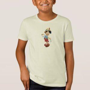 Pinocchio walking happy Disney T-Shirt