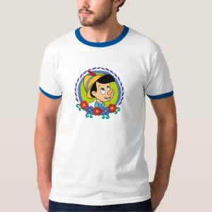 Pinocchio Portrait Disney T-Shirt