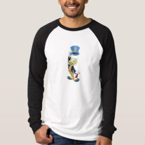 Jiminy Cricket Lifting His Hat Disney T-Shirt
