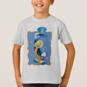 Jiminy Cricket Lifting His Hat T-Shirt