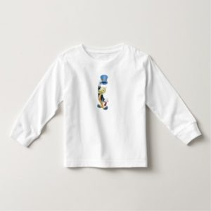 Jiminy Cricket Lifting His Hat Disney Toddler T-shirt