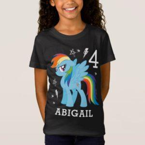 My Little Pony   Rainbow Dash Birthday T-Shirt