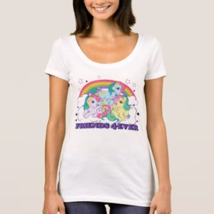 Classic Roseluck   Friends 4-Ever T-Shirt