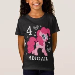 My Little Pony   Pinkie Pie Birthday T-Shirt