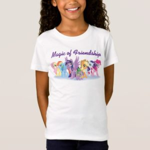 My Little Pony | Mane Six in Equestria T-Shirt