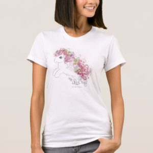 Floral Watercolor Design T-Shirt