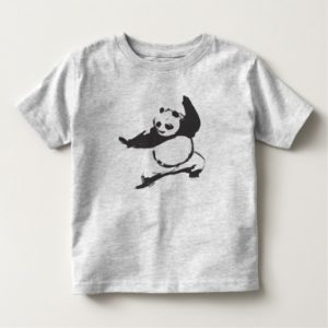 Po Ping - Legendary Dragon Warrior Toddler T-shirt