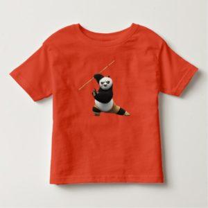 Po Ping Dragon Warrior Toddler T-shirt