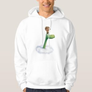 Spot And Arlo Head In Clouds Hoodie
