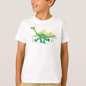 Drawing of Arlo Walking T-Shirt