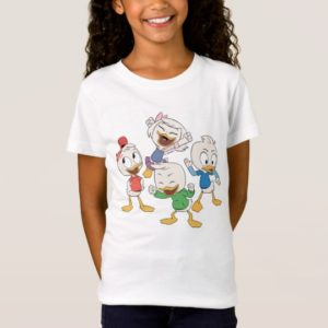Huey, Dewey, Louie & Webby T-Shirt