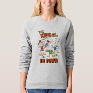 DuckTales | The Kids are Back in Town Sweatshirt