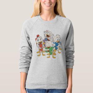 Huey, Dewey, Louie & Webby Sweatshirt