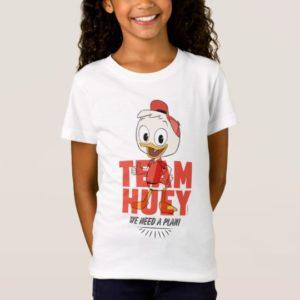 Huey Duck | Team Huey - We Need a Plan! T-Shirt