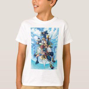 Kingdom Hearts II | Game Box Art T-Shirt