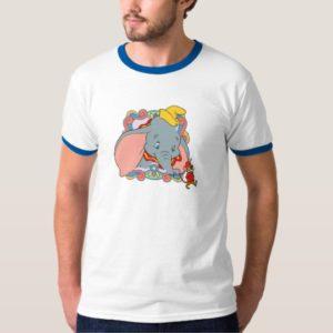 Dumbo Dumbo and Timot walking T-Shirt