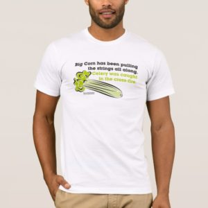 The Celery Incident T-Shirt