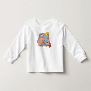 Dumbo is smiling Toddler T-shirt
