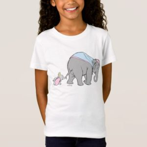 Dumbo following his Mom Closely T-Shirt