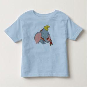 Dumbo and JoJo Toddler T-shirt