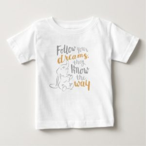 Dumbo | Follow Your Dreams 2 Baby T-Shirt