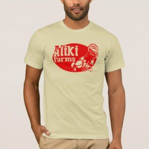 """Aliki Farms- """"Is it Local?"""" T-Shirt"""