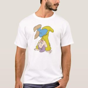 Dopey Doing a Head Stand T-Shirt