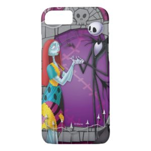 Jack and Sally Holding Hands Case-Mate iPhone Case